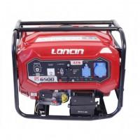 Generator de curent, Loncin LC6500D-DCS, monofazic, cu automatizare, 5.5 kw, 13 CP