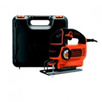 Fierastrau electric vertical, pendular, Black&Decker KS801SEK, 550 W