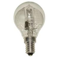 Bec halogen E14 Lohuis mini 230V 28W lumina calda
