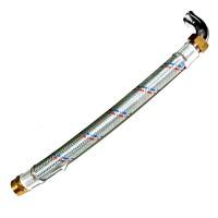 """Racord presiune antivid, conectare pompa vas hidrofor, 1"""", 50 cm, 441C1050"""