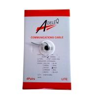 Cablu UTP CAT.5, 4 x 2 x 24 AWG 01-385, aluminiu cuprat