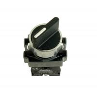 Intrerupator rotativ cu retinere 0 - 1 Freder 32-770, contact normal deschis, IP40