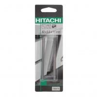 Cutit pentru rindea, Hitachi 750470, 82 mm, set 2 bucati