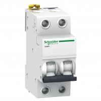 Intrerupator automat modular Schneider Electric iK60 A9K24216, 2P, 16A, curba C
