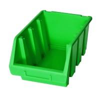 Cutie pentru depozitare, Patrol Ergobox 3, verde, 161 x 116 x 75 mm