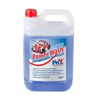 Detergent auto profesional, Pro-X Power Wash, spuma activa, 5 l