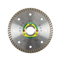 Disc diamantat, continuu, pentru debitare placi ceramice, Klingspor DT 900 FT Special,125 x 22.23 x 1.4 mm