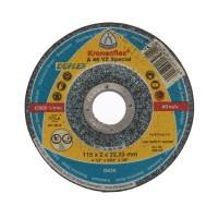 Disc debitare inox, Klingspor A 46 VZ Special, 115 x 22.23 x 2 mm
