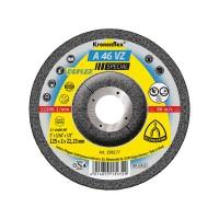 Disc debitare inox, Klingspor A 46 VZ Special, 125 x 22.23 x 2 mm