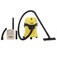 Aspirator Karcher WD 3 1.629-800.0, cu sac, multifunctional, aspirare uscata si umeda, 17 l, 1000 W