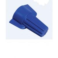 Cleme legatura torsiune 7 - 20 mmp, albastre, 5 bucati
