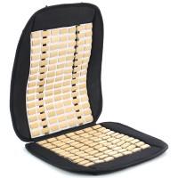 Semihusa auto pentru scaun, bambus mesh, universala