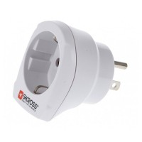 Adaptor priza Skross EU - USA