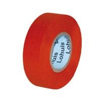 Banda izolatoare Lohuis rosie 10 m x 0.15 mm x 19 mm