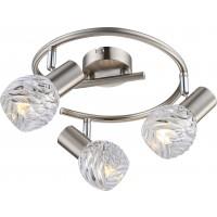 Plafoniera LED Boronia 54344-3O, 3 x E14