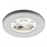 Spot LED incastrat MT 117 70320, 1W, lumina neutra, alb mat