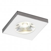 Spot LED incastrat MT 118 70322, 1W, lumina neutra, alb mat