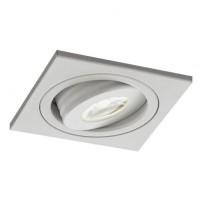 Spot LED incastrat MT 120 70326, 1W, lumina neutra, orientabil, alb mat