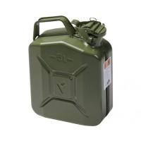Canistra metalica, pentru combustibil, Rexxon, 5 L