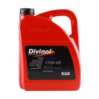 Ulei motor auto Divinol, 15W-40, 5 L