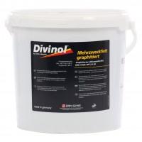 Vaselina grafitata Divinol, pentru lubrifierea rulmentilor si lagarelor, 5 kg