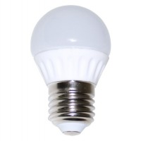 Bec LED Lohuis mini E27 4W 300lm lumina rece 6500 K