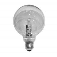 Bec halogen E27 Adeleq Lumen 00-60470/T glob 230V 70W lumina calda