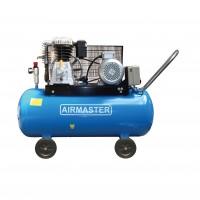 Compresor aer cu piston, cu ulei, Airmaster AIR5.5SHU10200, 4 kw, 200 litri