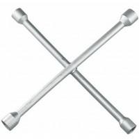 Cheie auto pentru roti VGT, tip cruce, capete hexagonale, metal, 17/19/21/22 mm