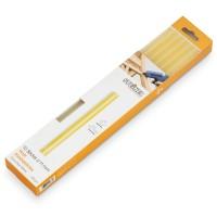 Bagheta adeziv galben transparent, pentru lipire lemn, Steinel, 11 mm, 250 g