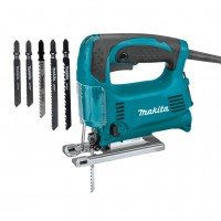 Fierastrau electric vertical, pendular, Makita 4329X1, 450 W + set 5 panze