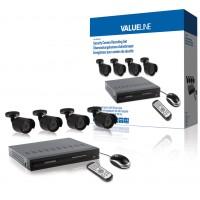 Kit DVR 4 camere + HDD500GB SVL-SETDVR40