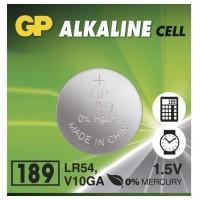 Baterie GP 189-BL10, AG10, Alkaline