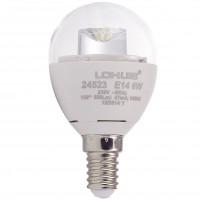 Bec LED Lohuis mini E14 6W 550lm lumina rece 6500 K