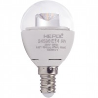 Bec LED Hepol mini E14 6W 500lm lumina calda 3000 K