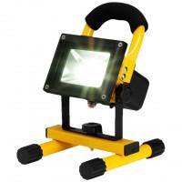 Proiector cu acumulator LED Hoff 10W