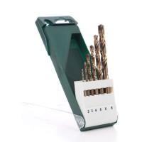 Burghiu pentru metal, tip HSS-CO, Bosch 2609255087, 2 - 8 mm, set 6 bucati