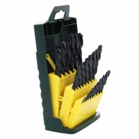 Burghiu pentru metal, tip HSS-R, Bosch 2607017153, 1 - 13 mm, set 25 bucati
