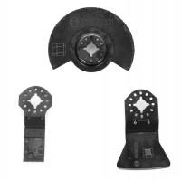 Set accesorii multicutter, pentru ceramica, Bosch 2607017324