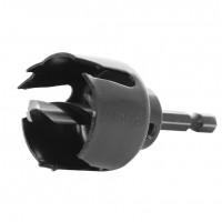 Carota cu carburi metalice, pentru lemn / gips carton, Bosch 2609256D03, 38 mm