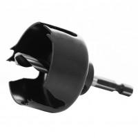 Carota cu carburi metalice, pentru lemn / gips carton, Bosch 2609256D04, 48 mm