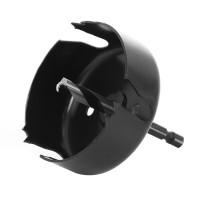Carota cu carburi metalice, pentru lemn / gips carton, Bosch 2609256D08, 68 mm