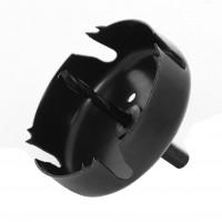 Carota cu carburi metalice, pentru lemn / gips carton, Bosch 2609256D12, 86 mm