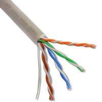 Cablu UTP Cat 5e PNI-U05, 4 perechi, aluminiu cuprat