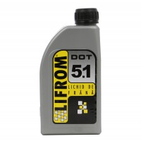 Lichid de frana auto, Lifrom, DOT 5.1, 430 ml