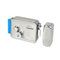 Yala electromagnetica SilverCloud YE910, butuc dublu, buton