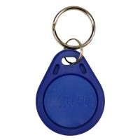 TAG de proximitate SilverCloud TEM01, rezistent la apa, albastru
