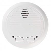 Detector de fum DTCTSC10WT Nedis, interconectabil, alb, alimentare baterie