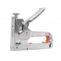 Capsator manual, metalic, Holzer TRO14014, pentru capse tip C / T / U