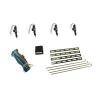 Set inchidere centralizata auto, 4 motorase, Carguard IC001